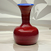 Long Neck, Wide Mouth 2014 series vase