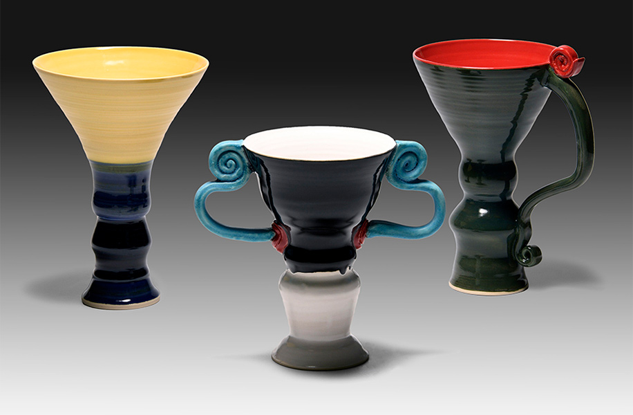 3 Chalices
